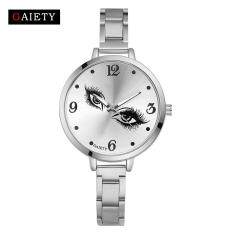 e2e727d6a1f Women Fashion Chain Analog Quartz Round Wrist Watch Watches