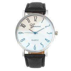 Women Ladies Geneva Leather Band Quartz Wrist Watch Malaysia