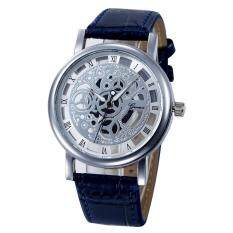 Womens Hollow Analog Quartz Stainless Steel Wrist Watch Watches Malaysia