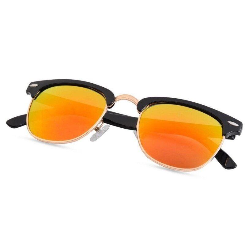 Mua WONDERSHOP Unisex Classic Polarized Rimmed Sunglasses UV 400 Protection Eyewear Accessories - intl