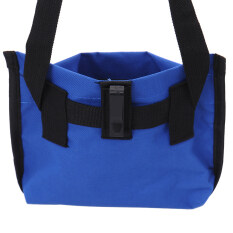 Y326 Bluedog Training Treat Bag Pet Cat Dog Bait Bag Dogobedience Pouch Blue Intl Oem Discount