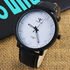YAZOLE Brand Watch Men Women Watches Quartz Wristwatches Female Male Quartz-watch YZL320-Black Malaysia