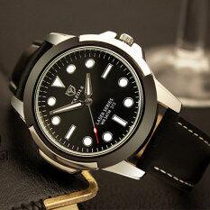 YAZOLE Brand Watches Men Sport Fashion Quartz Watch Male Wristwatches Quartz-watch YZL372H-Black – intl