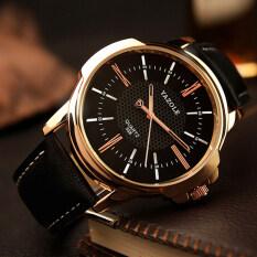 YAZOLE Top Luxury Brand Watch Men Watches Business Male Quartz Wristwatches Waterproof Quartz-watch YZL358H-Black Malaysia
