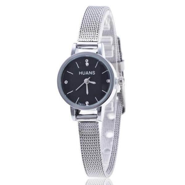 YBC Fashion Women Stainless Steel Mesh Band Wrist Watch Malaysia