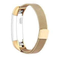 YBC Metal Wristband Strap with Magnetic Closure Clasp for Fitbit Alta HR Fitness Tracker Malaysia