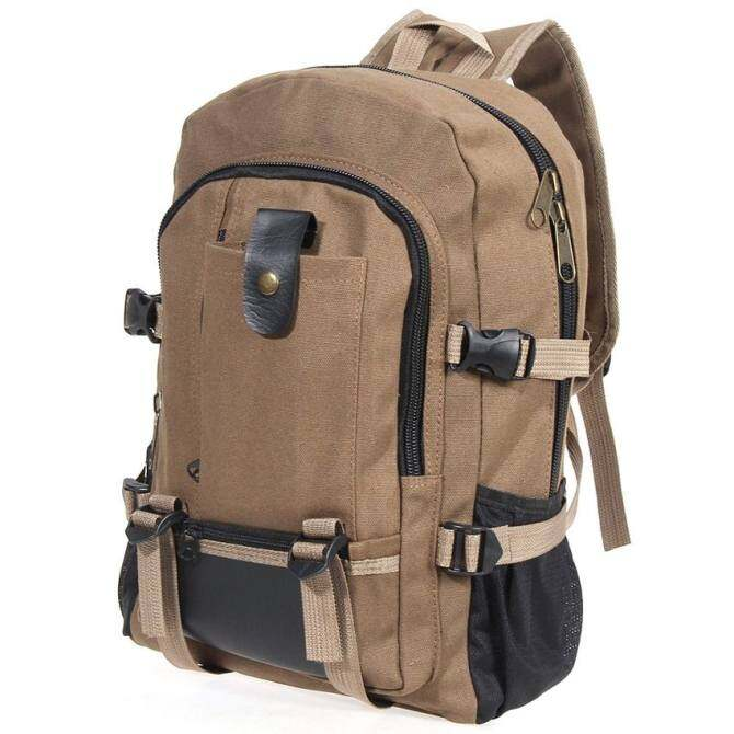 31fd2ad07f Man bag YSLMY 2016 Fashion Casual Men Canvas Backpack School Rucksack  Vintager Satchel Shoulder Laptop Bag