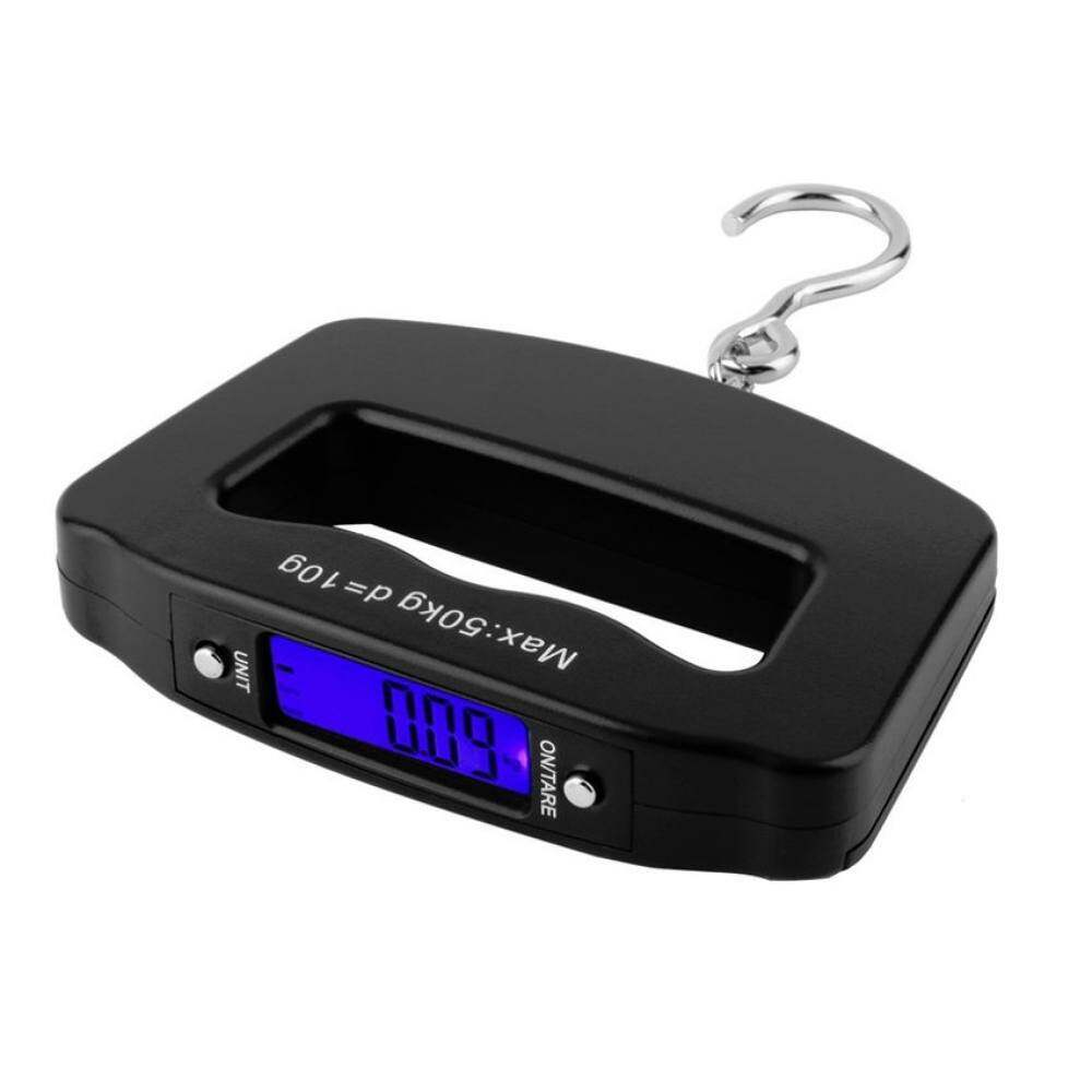 Buy Sell Cheapest Yslmy Hitam 10g Best Quality Product Deals Timbangan Bagasi Tas Koper Digital Electronic Lagguge Scale Portable Pria Lcd Portabel 50kg Elektronik Barang Perjalanan Gantungan Pemberat Skala