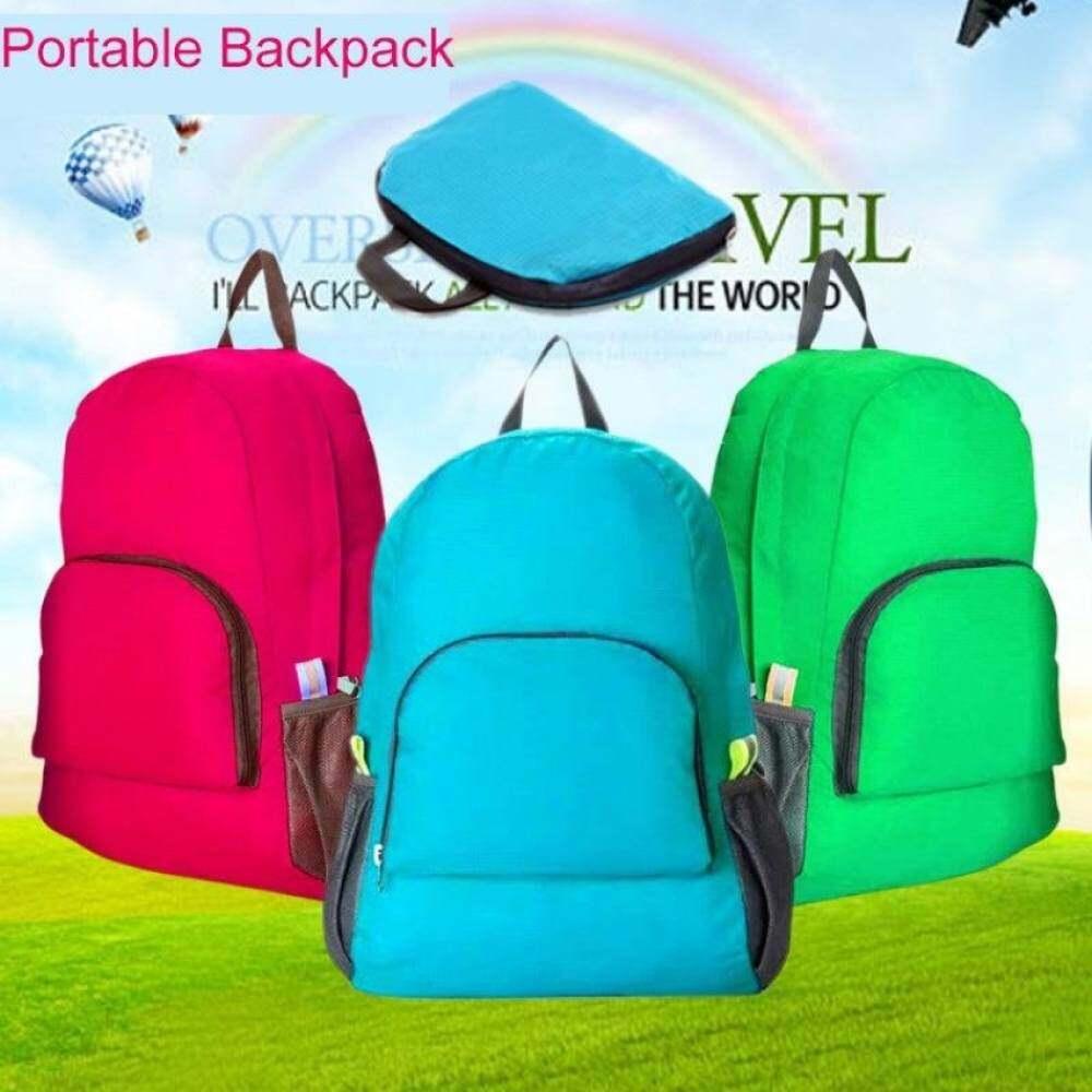 Buy Sell Cheapest Portable Travel Pria Best Quality Product Deals Tas Ransel Lipat Santai Man Bag Yslmy Fashion Sport Zipper Solid Nylon Back Pack Harian Bepergian Wanita