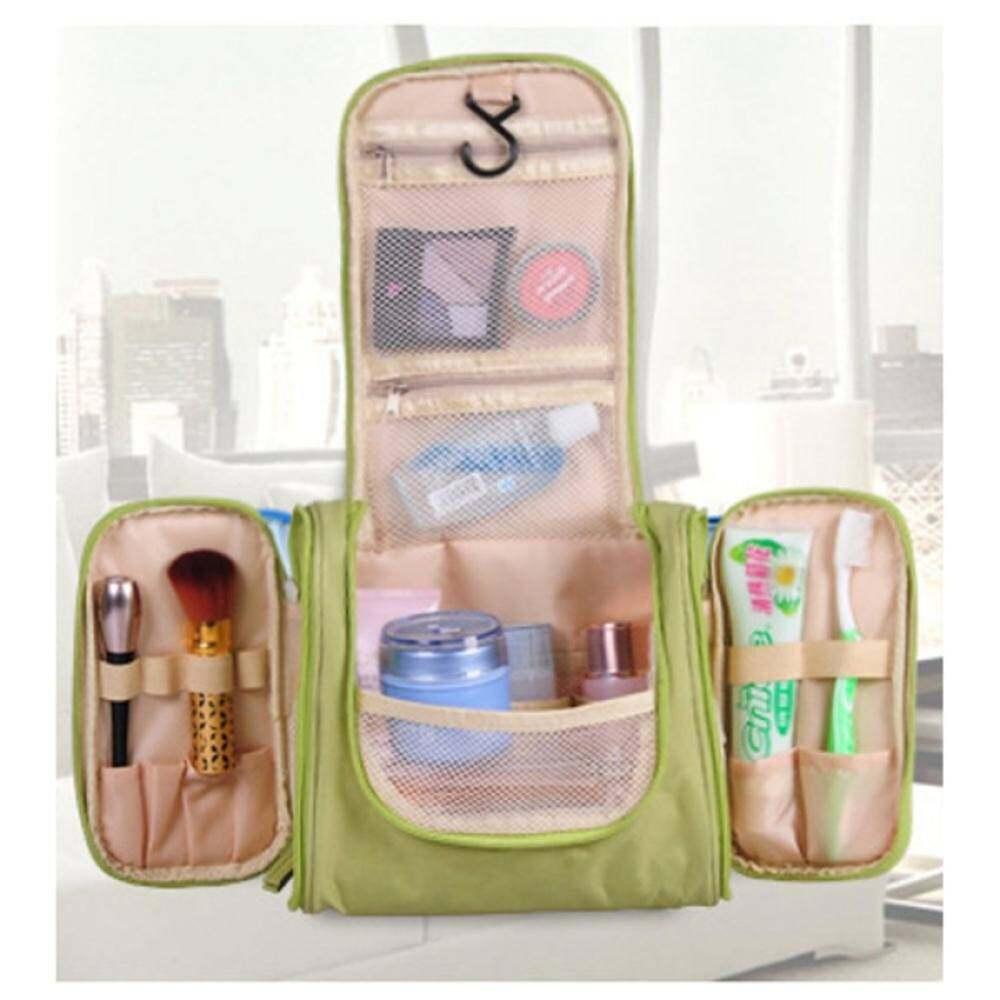 ... Man bag YSLMY Waterproof Travel Toiletry Tas Kosmetik Portable Makeup Kit Bag untuk Pria Wanita Anak
