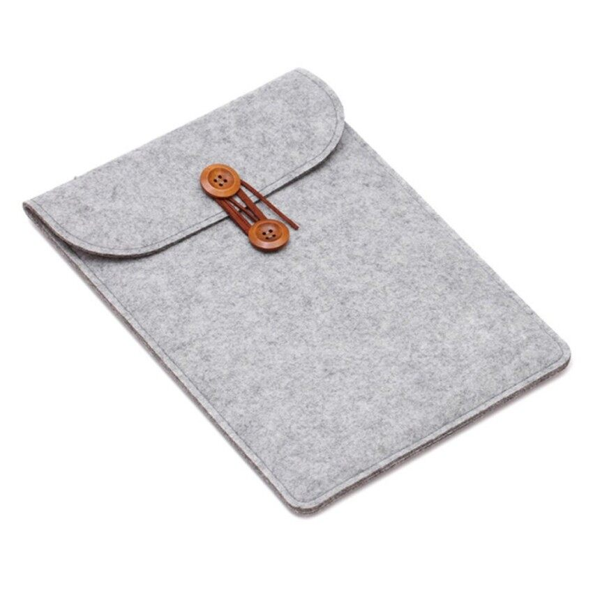 New Woolen Felt Envelope Bag Cover Pouch Sleeve Case For MacBook Air 11. IDR 154,000