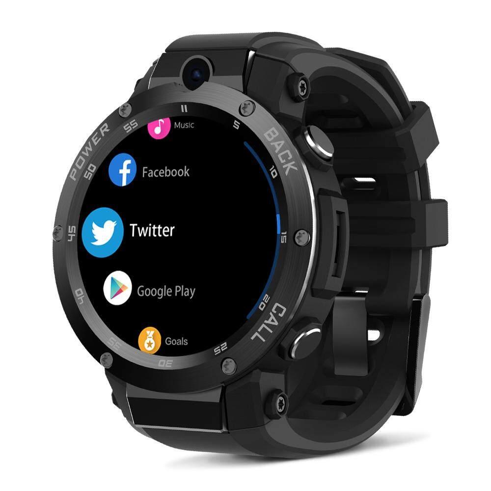 Zeblaze Android 5.1OS 3G Watch Pintar Telepon 1.3 GHZ Quad Core CPU ROM & Ram Nano Sim Card 1.39