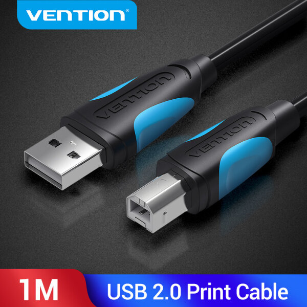 Bảng giá Vention Cáp in USB 2.0 USB Type A Male To B Male Sync Data Scanner USB Printer Cable 1m 2m for HP Canon Epson Printer Phong Vũ