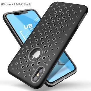 Dòng Sản Phẩm Thể Thao SUPCASE UB Dành Cho iPhone X XS XR XS MAX Ốp Lưng Ốp Lưng Cao Su Silicone Lỏng Cao Cấp Cho PC [Họa Tiết Lỗ] Có Tản Nhiệt thumbnail