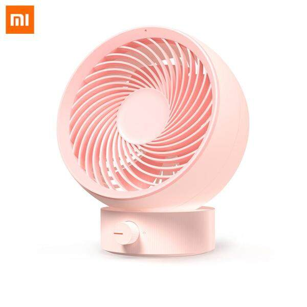 XIAOMI 3Life New Mini Air Circulation Fan 180 Degree Rotation 330 Strong Wind Power USB Charging Low Noise High Wind