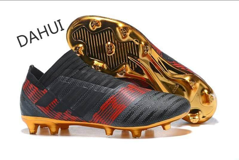 75c0e2c0f Football Boots Men Superfly Soccer Shoes Nemeziz Messi 17.1 FG Diamond  Original Kids Outdoor Training Boots