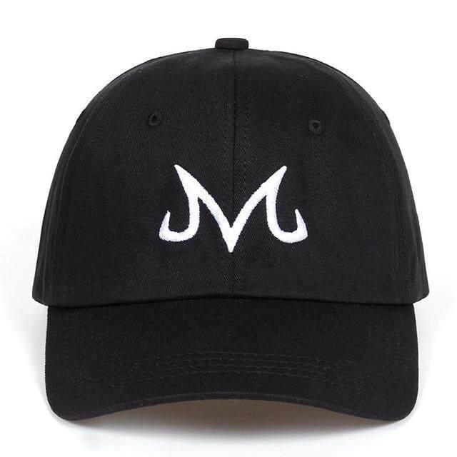 yuyangbhd 2018 new High Quality Brand Majin Buu Snapback Cap Cotton Baseball Cap For Men Women Hip Hop Dad Hat golf caps Bone Garros