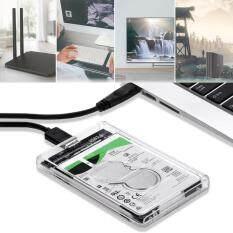 SATA 3 USB Di Động Hộp Đựng Ổ Cứng HDD Box USB 3.0 SSD Vỏ Rắn Cứng Hộp dây cáp