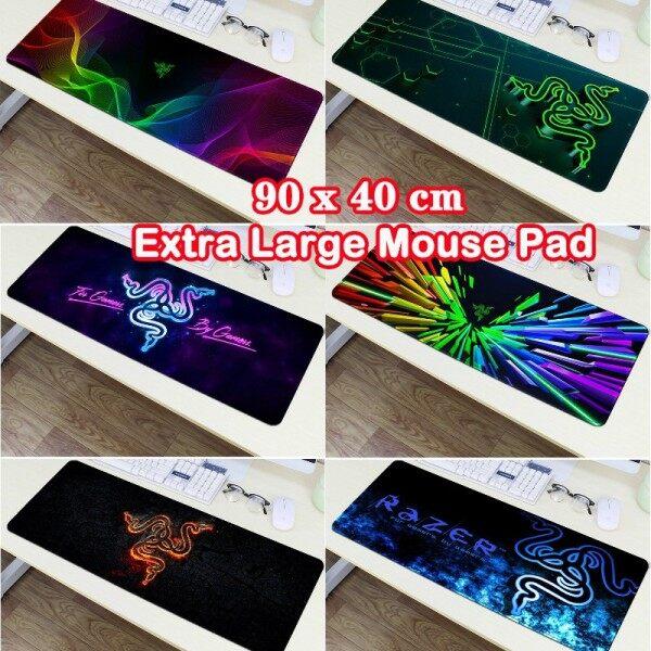 Gaming Mouse Pad 90cm*40cm Extra Large ANTI-SLIP 80cm*30cm Malaysia