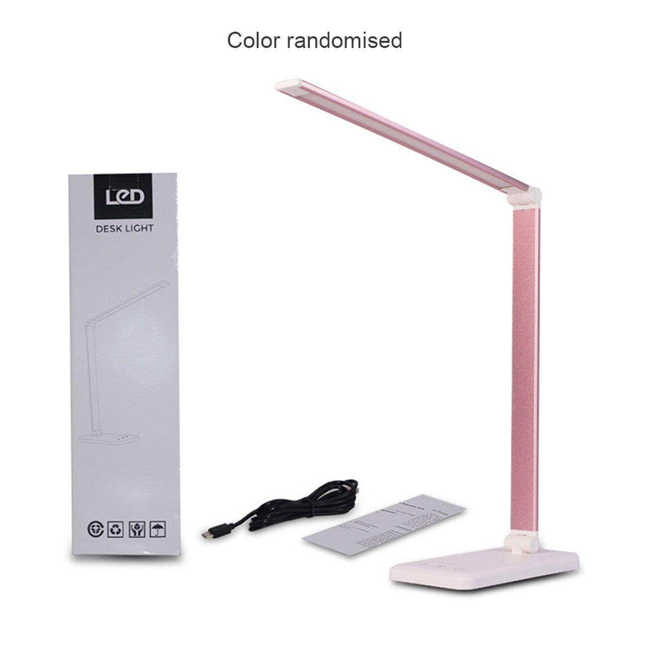 Hot Deals Eye Protection Wireless Charging Table Lamp Led Student Reading Table Lamp