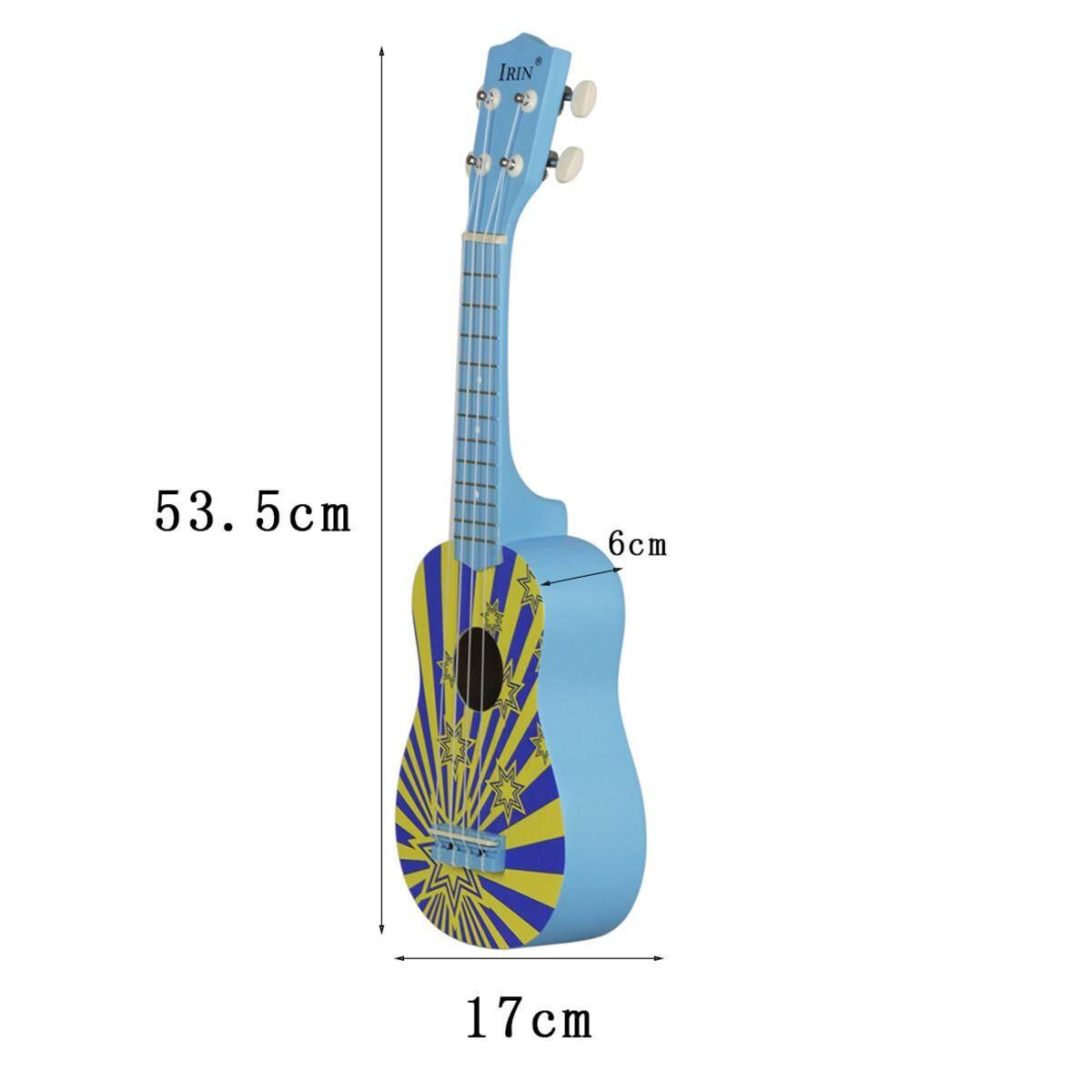 【Freebang】21 Mini Acoustic 4 Dây Đàn Ukulele Âm Nhạc Cụ Người Mới Bắt Đầu Học Sinh Sinh Viên