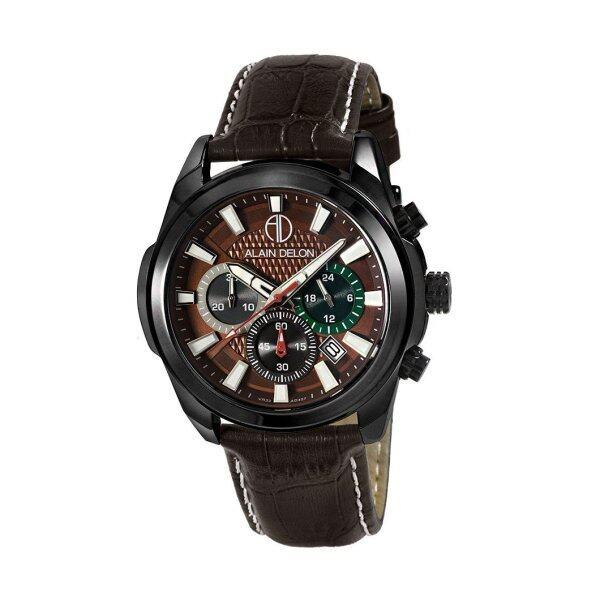 Alain Delon Men Watch Chronograph AD457-1742C Malaysia