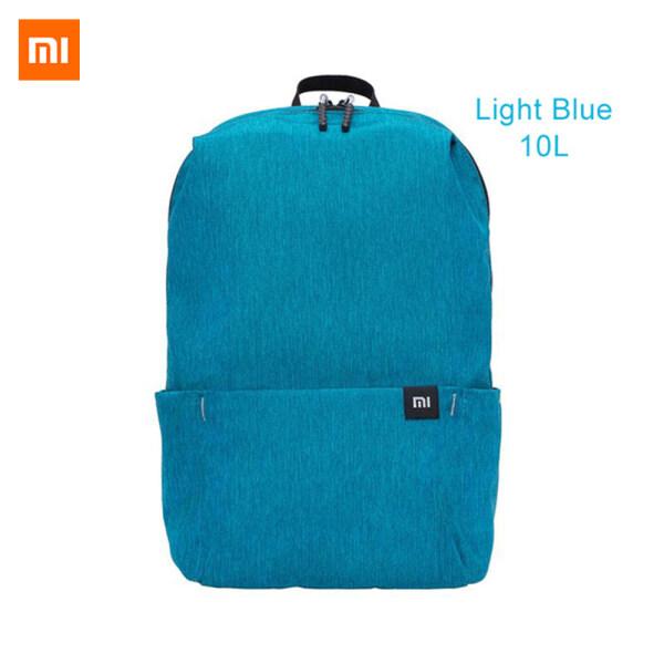 Ba lô Xiaomi 7L 10L 15L 20L không thấm nước với nhiều màu sắc, có thể đựng máy tính xách tay, phong cách thể thao, dùng đi du lịch cắm trại, dành cho sinh viên, giá ưu đãi