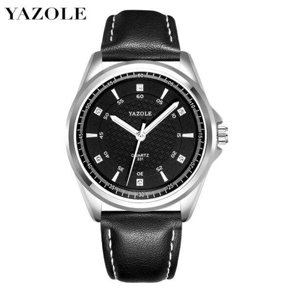 YAZOLE 331 Top Luxury Brand Watch For Man Fashion Sports Men Quartz Watches Trend Wristwatch Gift For Male jam tangan lelaki Malaysia