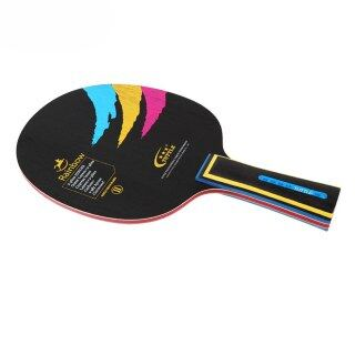 Professional 7 Ply Table Tennis Racket Blade Ping Pong Bat Paddle Accessories Lightweight High Quality thumbnail