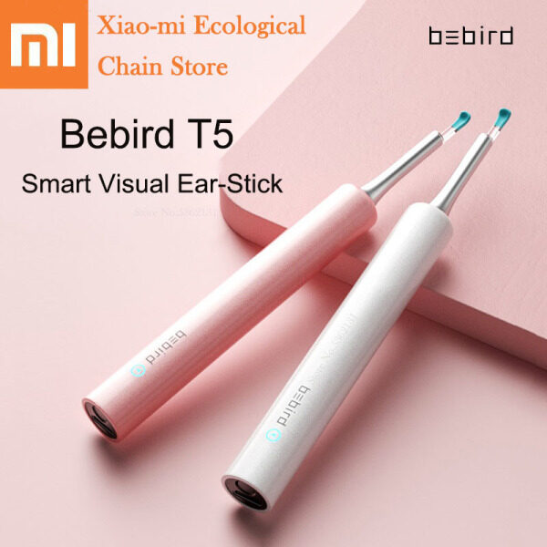 Buy Xiaomi Bebird Smart Visual Ear Cleaning Endoscope High Precision 1080P Children Earpick with Mini Camera Borescope Earwax Remover Tool,fits for Table/PC/Android Phone/iPhone/iPad Singapore
