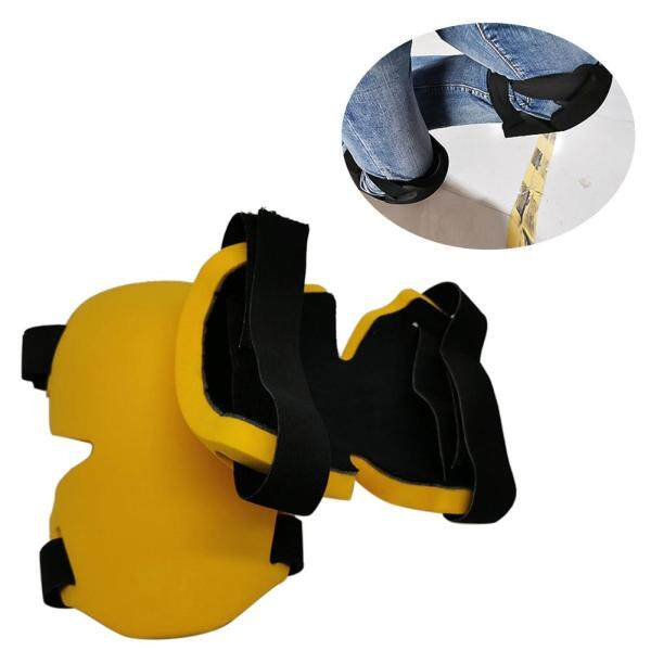 1 Pair Home Adjustable Gardening Universal Safety High Density Labor Protection Construction Working Comfortable Knee Pad