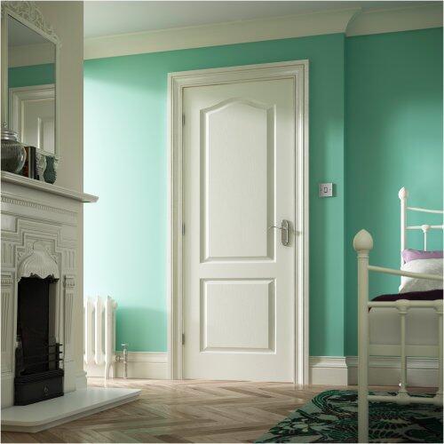 Wooden door - Vienna