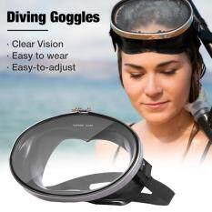 Kính Bơi Chống Nước, Kính Lặn Có Thể Điều Chỉnh, Tầm Nhìn Sạch Cho Thanh Thiếu Niên Và Người Lớn