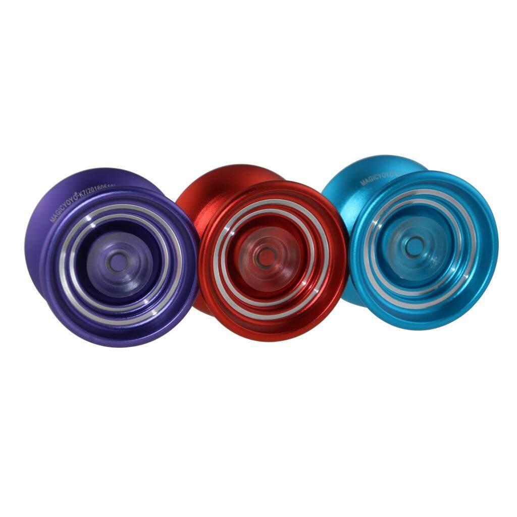 Metal Professional Magic Yo-Yo Ball Juggling Fancy Yoyo Ball Toy K7//M002 Series