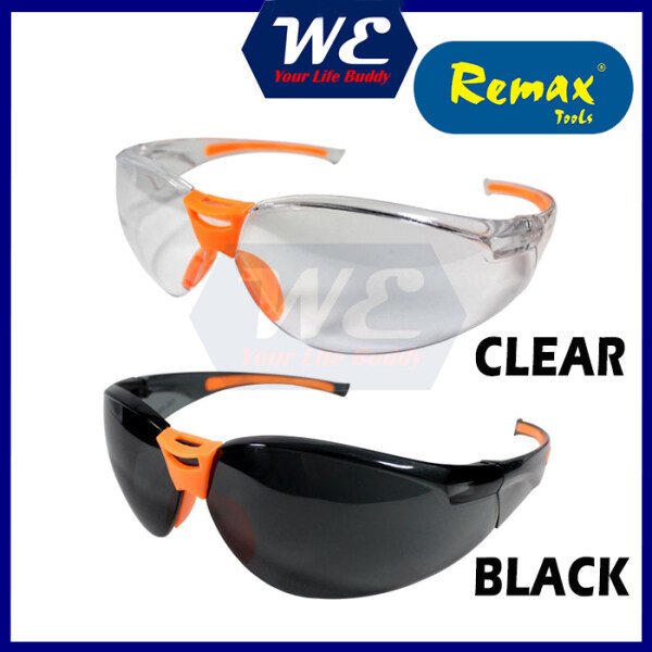 REMAX SAFETY EYEWEAR / SAFETY GLASSES EYE PROTECTION HIGH UV / SPECTACLES