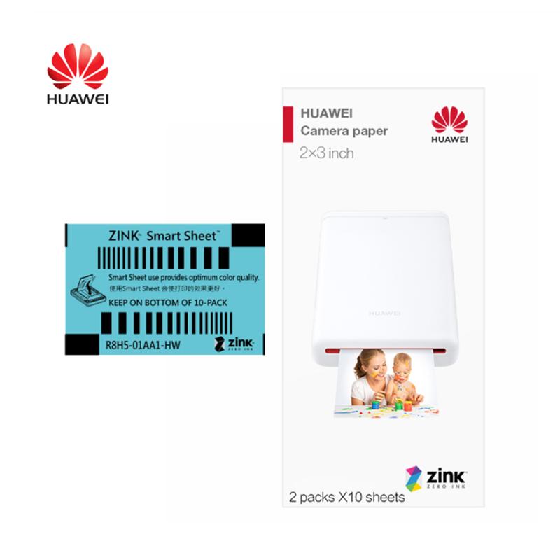 Máy in ảnh Huawei mini dễ thương 1200×1200 DPI tốc độ in 31 trang/phút trở lên, in màu – INTL