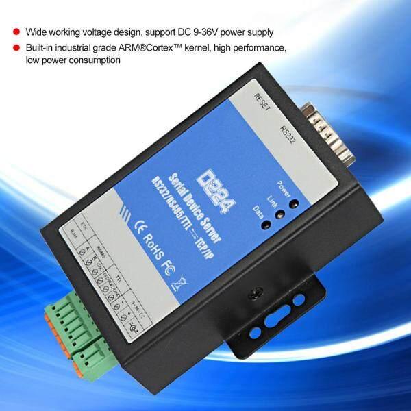 Cổng Máy Chủ Nối Tiếp Thiết Bị Chuyển Đổi Ethernet D224 RS485/232/TTL Sang TCP/IP, Quy Định Của Anh