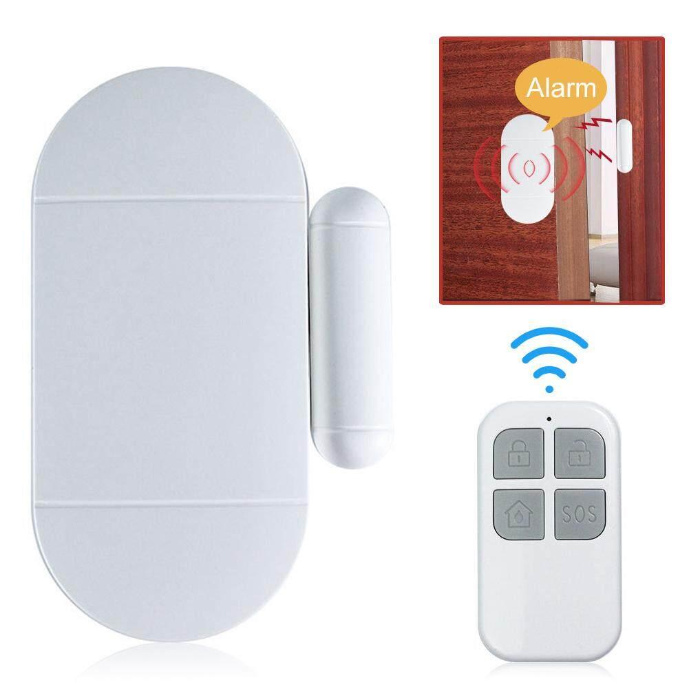 Canmove 130dB Anti-Theft Home Window Door Entry Security Wireless Magnetic  Sensor Alarm