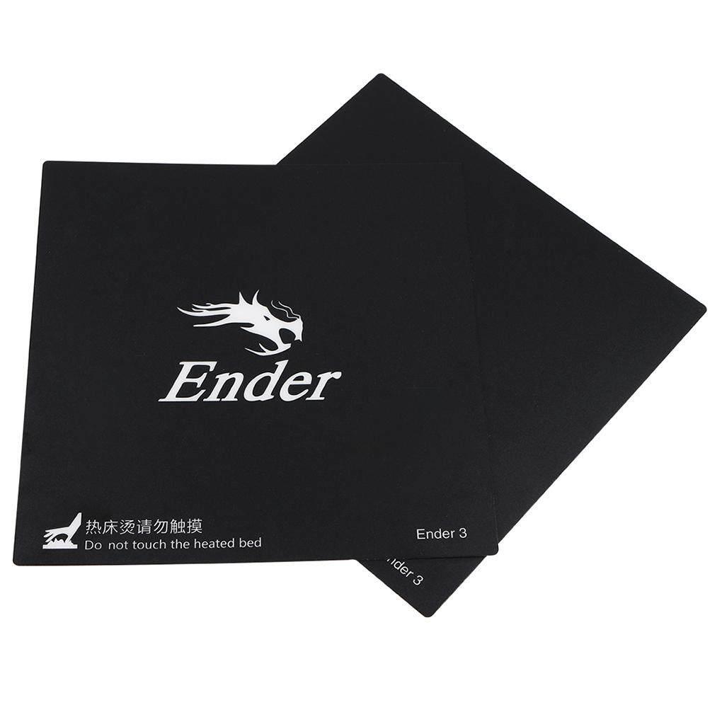 3d เครื่องพิมพ์อุปกรณ์เสริม235x235มม.เตียงร้อนสติกเกอร์พิมพ์ด้วยความร้อนดัดแปลงสำหรับ Ender-2 Ender-3.