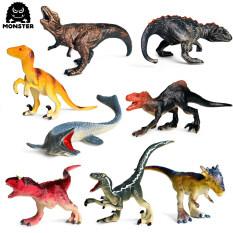Mô Hình Động Vật Kỷ Jura 8 Con Quái Vật, Đồ Chơi Khủng Long Tyrannosaurus Rex Velociraptor, Mô Hình Nhân Vật Hành Động, Đồ Chơi Giáo Dục Trẻ Em Cho Bé Trai, Đồ Chơi Cho Bé Gái