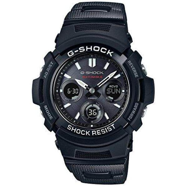 CASIO watch G-SHOCK G shock wave solar AWG-M100SBC-1AJF Mens Malaysia