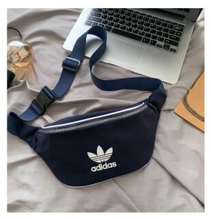 Adidas túi Đeo Ngang Ngực Chính Hãng, Túi Xách Đi Học Đeo Chéo Vai Thường Ngày Lớn, Túi Ba Lô Ba Lô Nam Nữ thumbnail