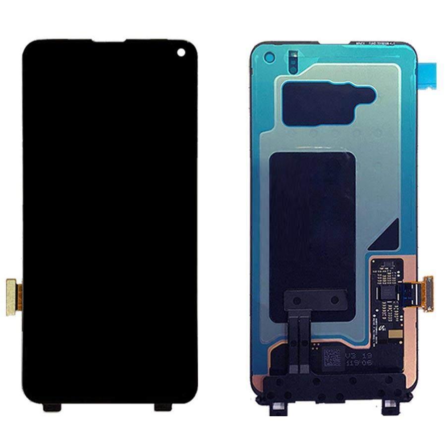 Layar LCD OEM dan Rakitan Digitizer Perbaikan Bagian untuk Samsung Galaxy S10e G970