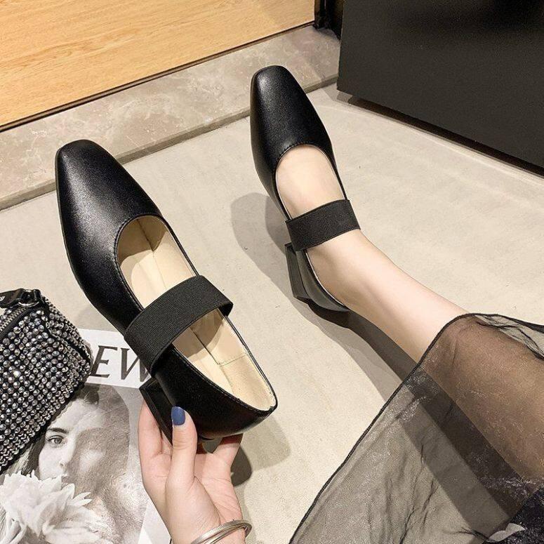 Vintage Mary Janes Giày Cao Gót Nữ Giày Nữ Giày Nữ Giày Đi Học Giày Búp Bê Cho Nữ Giày Đế Bằng Ba Lê Cho Nữ Giảm Giá 090125 giá rẻ