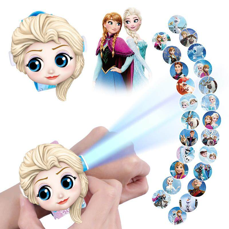 Socute 3d Projector Watch for Boy and Girl Frozen Malaysia