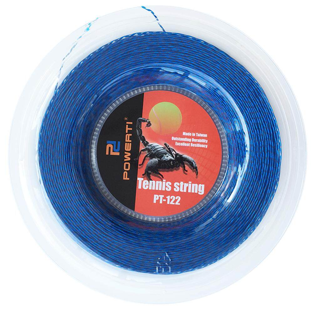 200m / 660 Ft Nylon Tennis String Powerful Resilient Tennis Racket Replacement String Soft Tennis Trainng String By Tomtop.