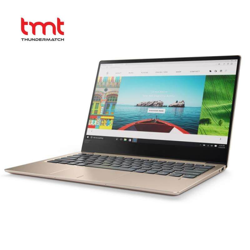 Lenovo Ideapad 720S-13IKBR 81BV000BMJ Laptop (i5-8250U 3.40GHz,256GB,8GB,Intel,13.3 FHD,W10) - Gold Malaysia