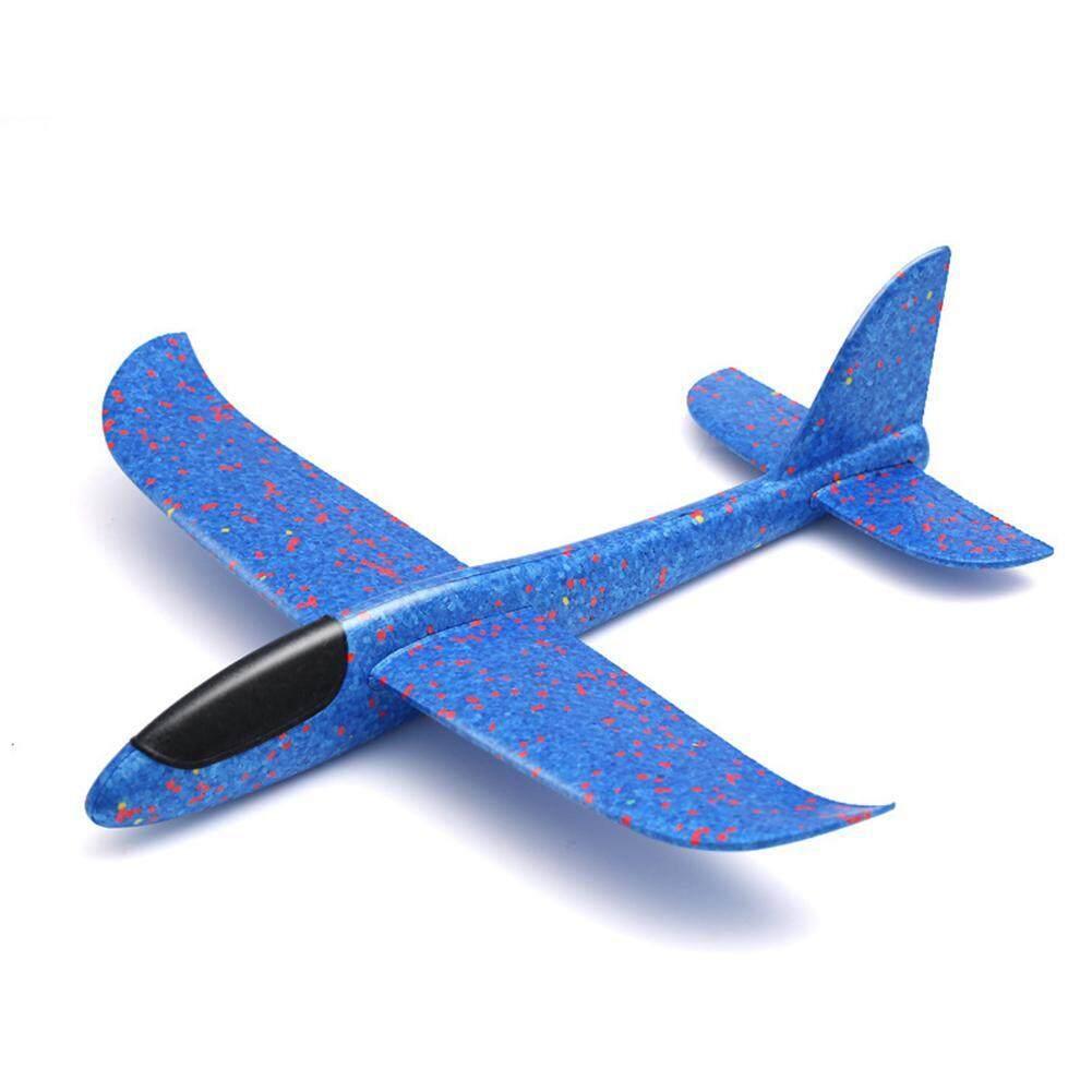 Etersummer Foam Aircraft Model Hand Launch Glider Plane Soft Foam Airplane Throw Airplane Outdoor Sports Toys For Kids Gift By Etersummer Store.