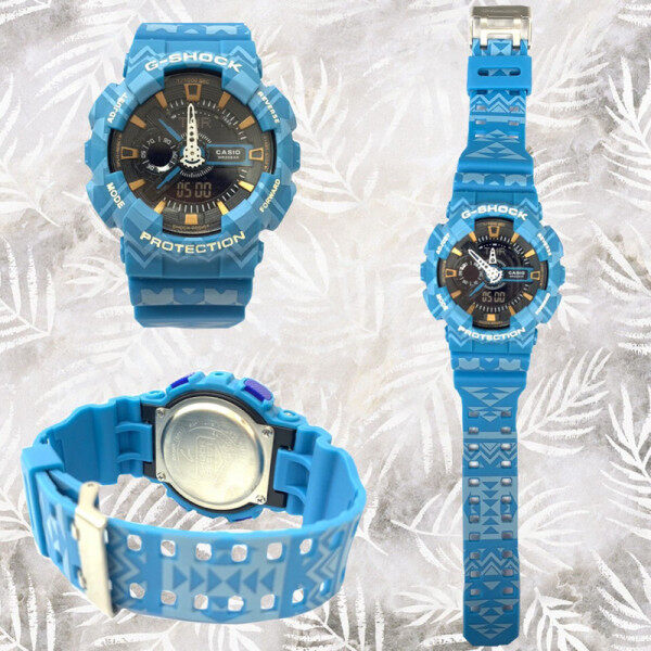 G SHOCK_Fashion Watch For Men Ready Stock 100% Mineral Glass New Design Malaysia