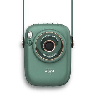 Dodocool AGF-05 Aigo Quạt Đa Chức Năng Quạt Treo Cổ Cầm Tay Không Cánh Với Đèn Pin 1800MAh Gió Điều Chỉnh Được 3 Bánh Răng thumbnail